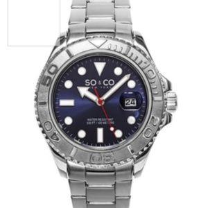 SO&CO New York 5053 5053.3 Yacht Club Quartz #93